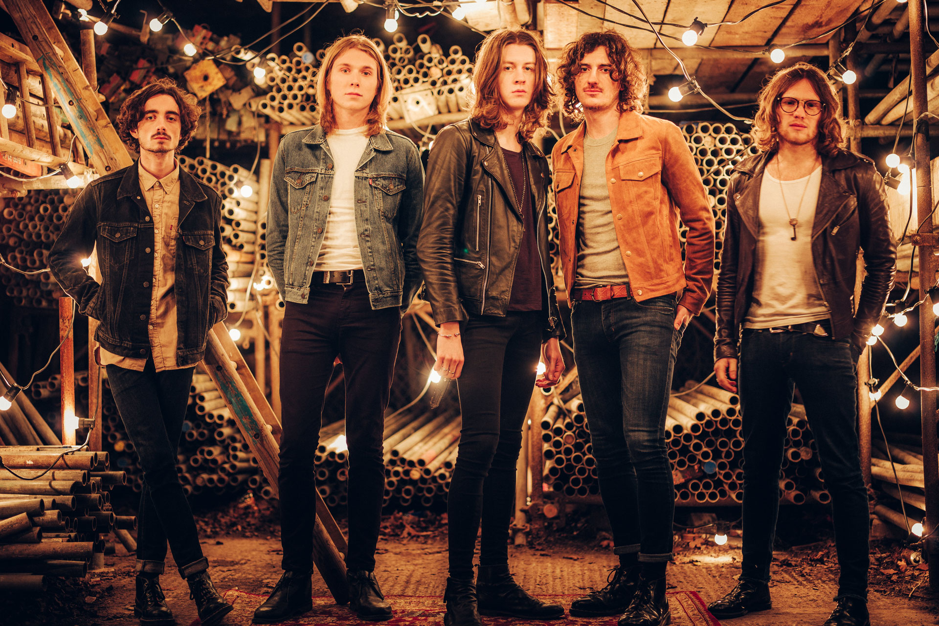 Blossoms på egen headline tour