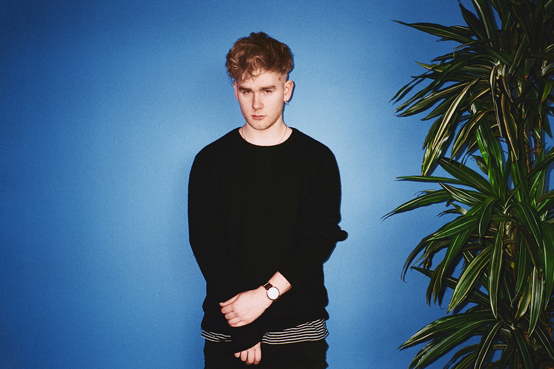 Mura Masa spiller til Distortion 2017
