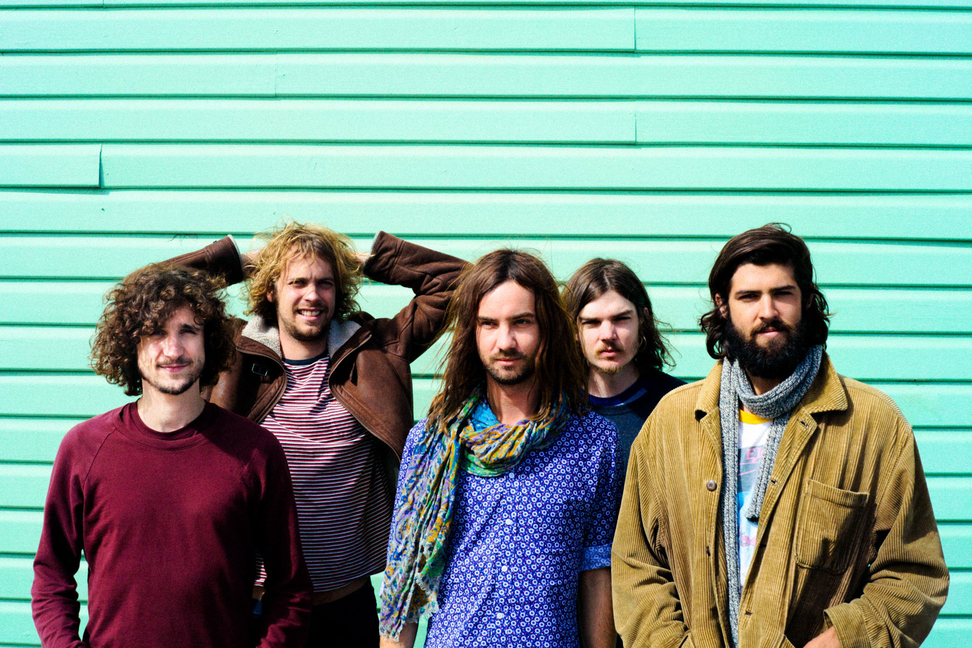 Tame Impala - Falconer Salen, 3. februar