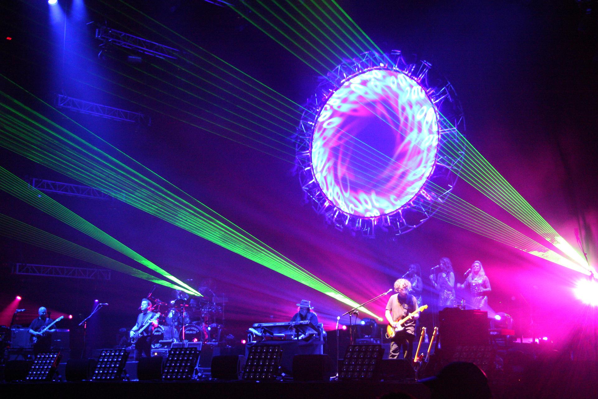 The Australian Pink Floyd Show i Falconer Salen