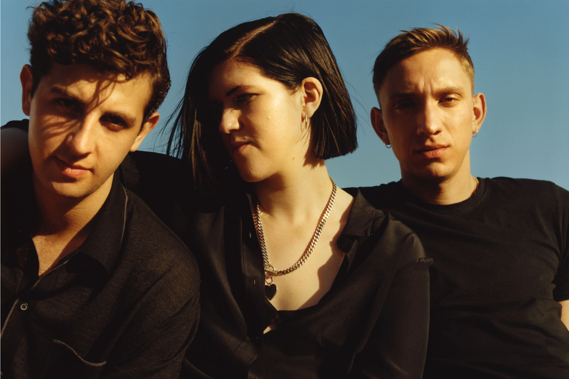 The xx giver koncert i Forum