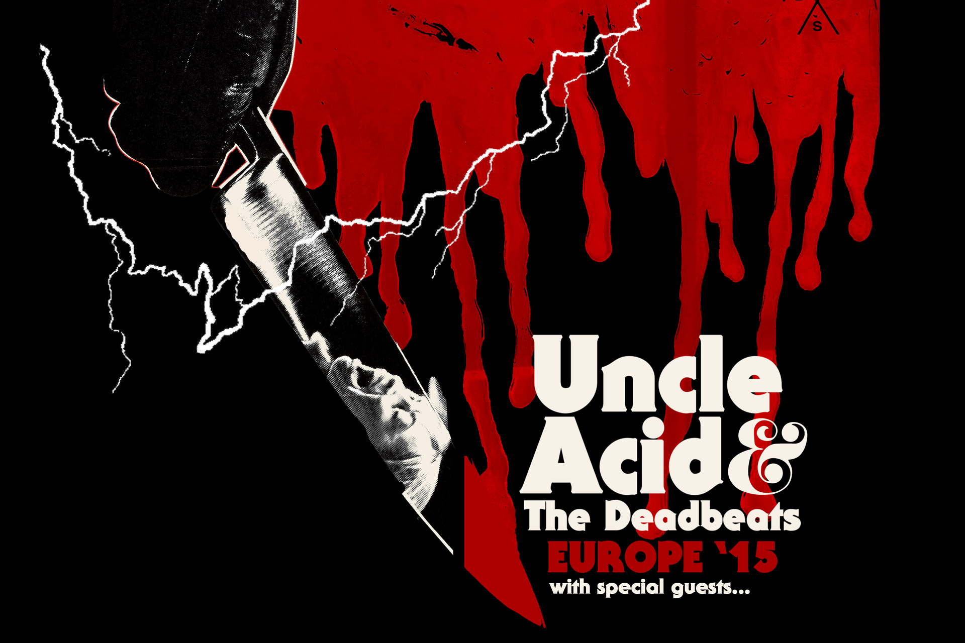 Uncle Acid & The Deadbeats besøger Amager Bio